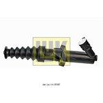 Nehmerzylinder, Kupplung LUK 512 0047 10