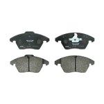 Hochleistungs Bremsbeläge FERODO ohne Strassenzulassung FCP1641H