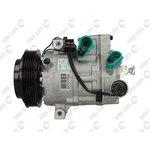Kompressor, Klimaanlage NISSENS 89304