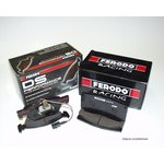 Hochleistungs Bremsbeläge FERODO ohne Strassenzulassung FCP1444R