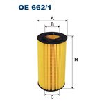 Ölfilter FILTRON OE662/1