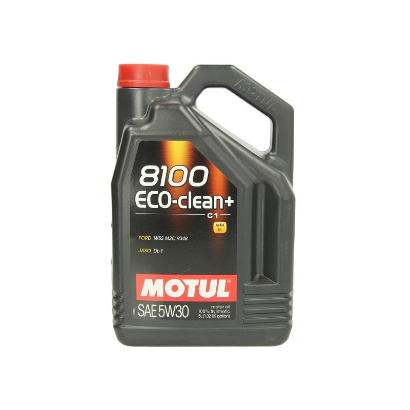 motor l motul 8103 ecoclean 5w30 5 liter jaguar land. Black Bedroom Furniture Sets. Home Design Ideas