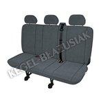 Sitzbezüge KEGEL-BLAZUSIAK Delivery Van Elegance, Größe DV3, grau