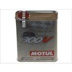 Motoröl MOTUL 300V Power 5W40, 2 Liter