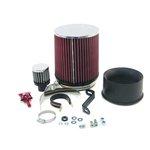 Sportluftfilter Injektion Kit mit Kegelfilter K&N 57-0395