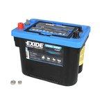 Autobaterie EXIDE Dual AGM 12V 50Ah 750A, EP450