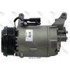 Kompressor, Klimaanlage TEAMEC 8600258 generalüberholt