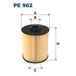 Kraftstofffilter FILTRON PE962