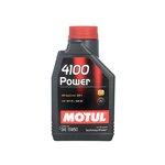 Motoröl MOTUL 4100 Power 15W50, 1 Liter