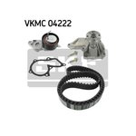 Wasserpumpe + Zahnriemensatz SKF VKMC 04222