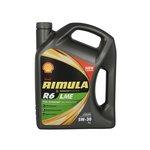 Motoröl SHELL Rimula R6 LME 5W30, 4 Liter
