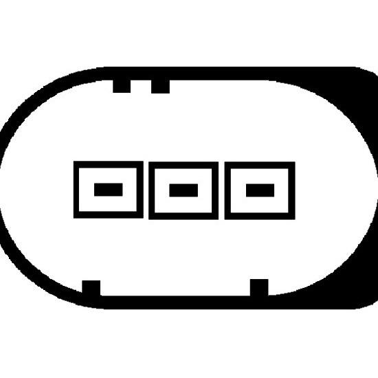 Teilebild Sensor, Motorölstand HELLA 6PR 007 868-031