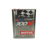 Motoröl MOTUL 300V Le Mans 20W60, 2 Liter