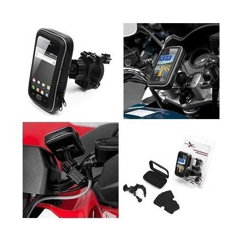Motorrad Halterung für GPS NAVI 4 RIDE ETUI01-SP