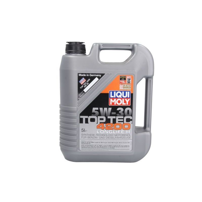 motor l liqui moly 5w30 5 liter. Black Bedroom Furniture Sets. Home Design Ideas