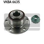 Radlagersatz SKF VKBA 6635