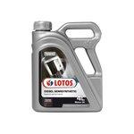 Motoröl LOTOS Diesel 10W40, 4 Liter