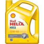 Motoröl SHELL Helix HX5 15W40, 4 Liter