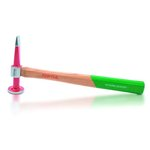 Karosseriehammer TOPTUL scharfe einfache Durchmesser: 40mm, Länge: 325mm