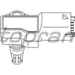 Sensor, Saugrohrdruck TOPRAN 207 426