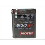 Motoröl MOTUL 300V Competition 15W50, 2 Liter