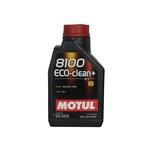 Motoröl MOTUL 8103 Ecoclean+ 5W30, 1 Liter