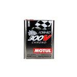Motoröl MOTUL 300V Chrono 10W40, 2 Liter