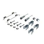 Zubehörsatz, Bremsbacken QUICK BRAKE 105-0800