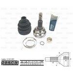 Gelenksatz, Antriebswelle PASCAL G1X010PC