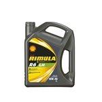 Motoröl SHELL Rimula R6 LM 10W40, 4 Liter