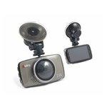"""Xblitz Duální autokamera DUAL CORE, 3"""" displej, dva objektivy (přední a zadní kamera)"""