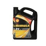 Motoröl SHELL Rimula R4 X 15W40, 5 Liter