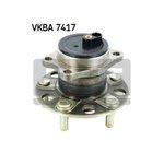 Radlagersatz SKF VKBA 7417