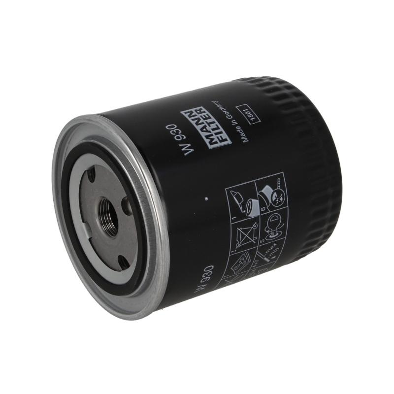 Filter, Arbeitshydraulik MANN FILTER W 930