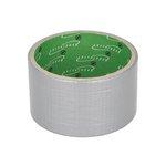 Lepicí páska (opravná, samolepící, jednostranná, stříbrná, SREBRNA 48mm X 5m, použitelná pro topící či chladící tělesa
