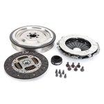 Kupplungssatz VALEO 4KKit (3-Komponenten-Kit + starre Schwungrad) 835040