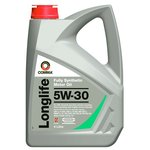 Motoröl COMMA Long Life 5W30, 4 Liter
