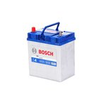 BOSCH Autobaterie Silver S4 12V 40Ah 330A, 0 092 S40 190