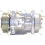Kompressor, Klimaanlage TEAMEC 8646008 generalüberholt