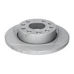 Bremsscheibe, 1 Stück ATE Power Disc hinten 24.0312-0158.1