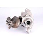 Turbolader GARRETT 728680-5015S