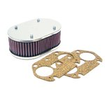Sportluftfilter Injektion Kit mit Kegelfilter K&N 56-9082