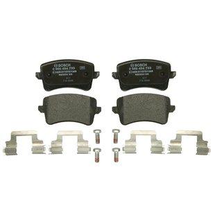 Scheibenbremse GDB2107 für AUDI TRW Bremsbelagsatz
