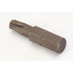 6-Kant-Schraubendrehereinsatz TORX TOPTUL 10 mm T55, Länge: 75mm