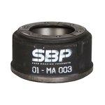 Bremstrommel SBP 01-MA003
