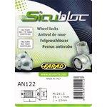 Zabezpečovací šrouby FARAD SICUBLOC AN428
