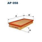 Luftfilter FILTRON AP058