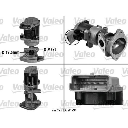 agr ventil valeo 700423 land rover discovery iii taa range rover sport ls. Black Bedroom Furniture Sets. Home Design Ideas