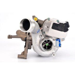 Turbolader, Aufladung BV50 KKK 5304 988 0054