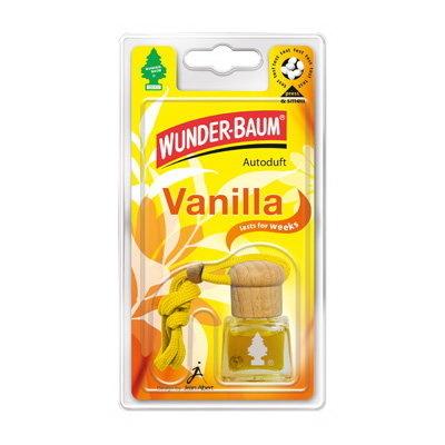 WUNDER-BAUM Tekutý osvěžovač vzduchu, Vanilla / vanilka, 4,5 ml
